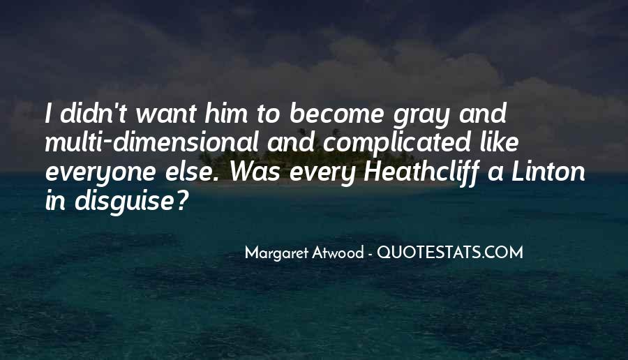Quotes About Heathcliff #1603643
