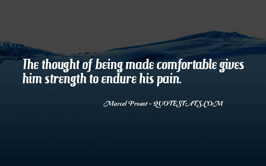 Quotes About Strength Pain #220520