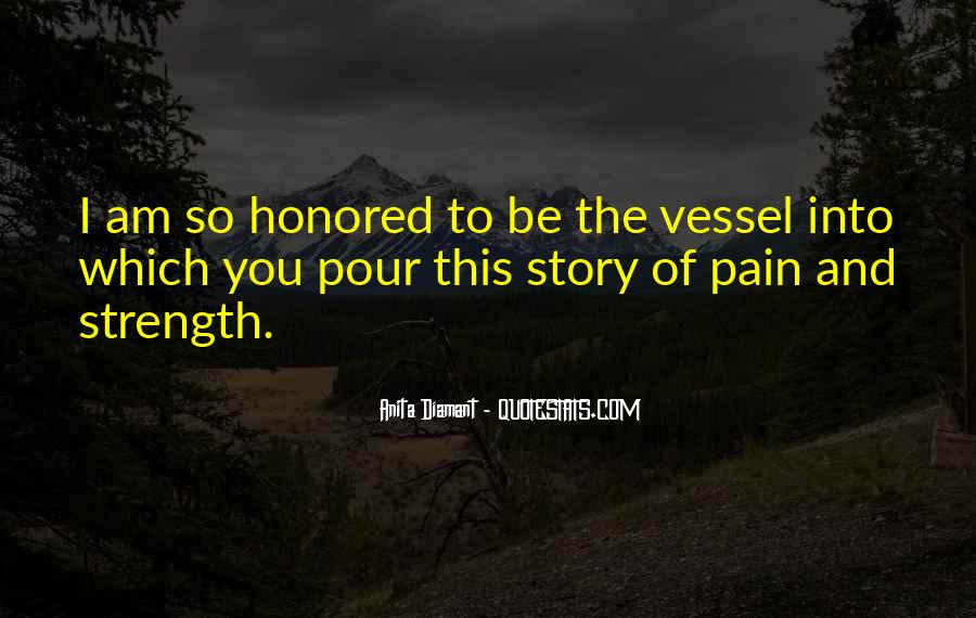 Quotes About Strength Pain #2727