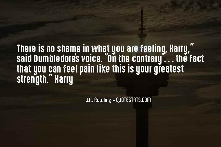 Quotes About Strength Pain #42820