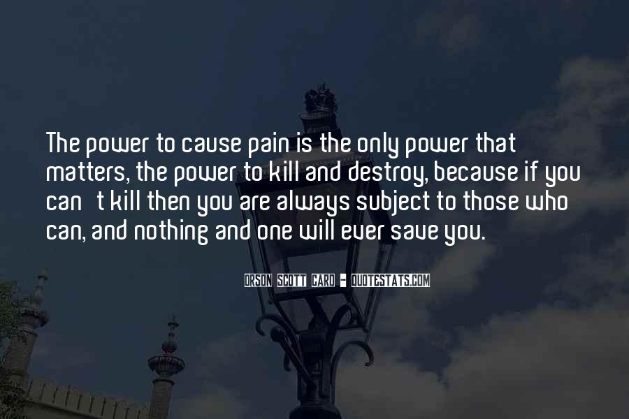 Quotes About Strength Pain #553848