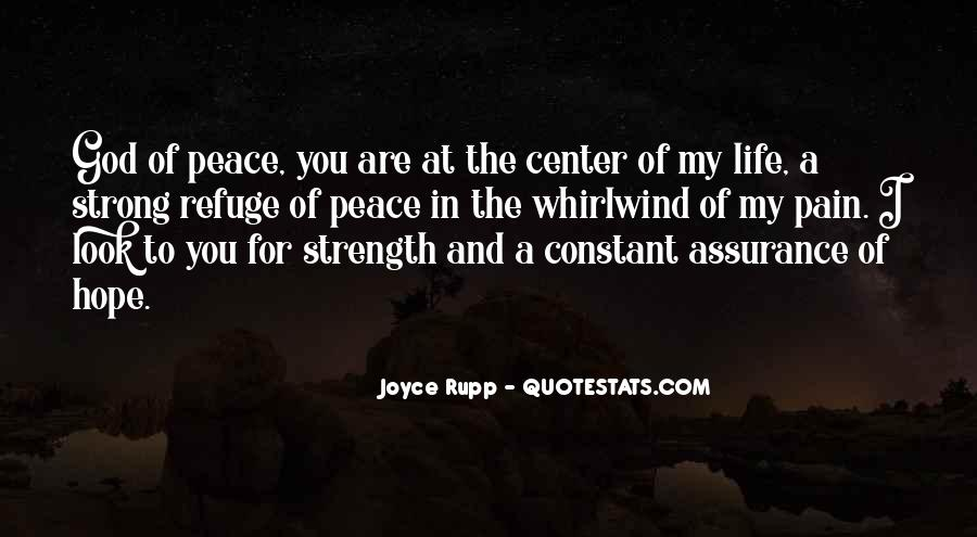 Quotes About Strength Pain #655188
