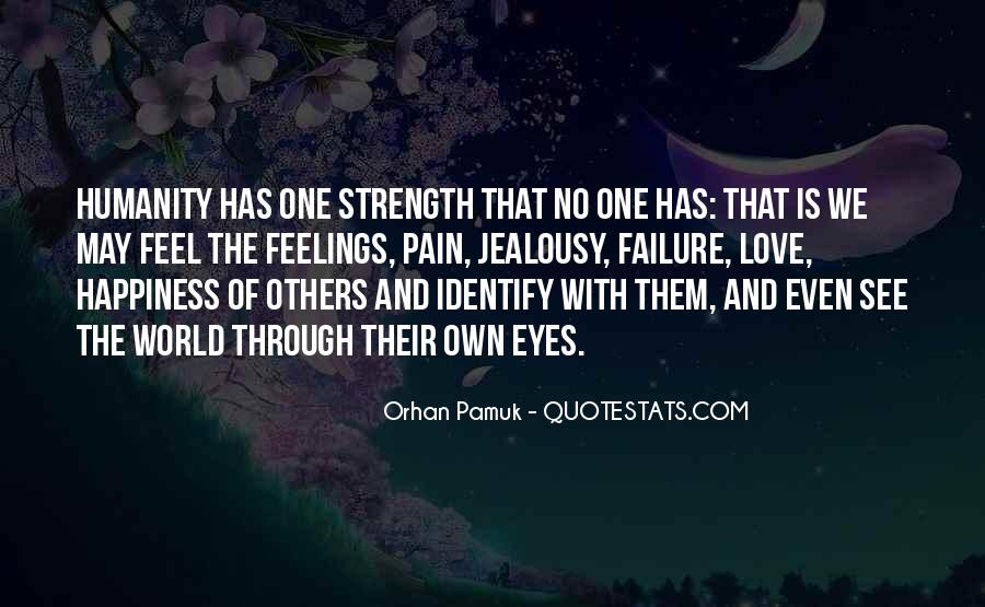 Quotes About Strength Pain #66390