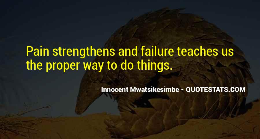 Quotes About Strength Pain #675333