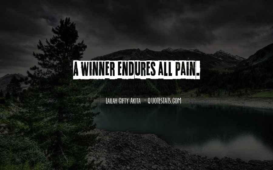 Quotes About Strength Pain #867932