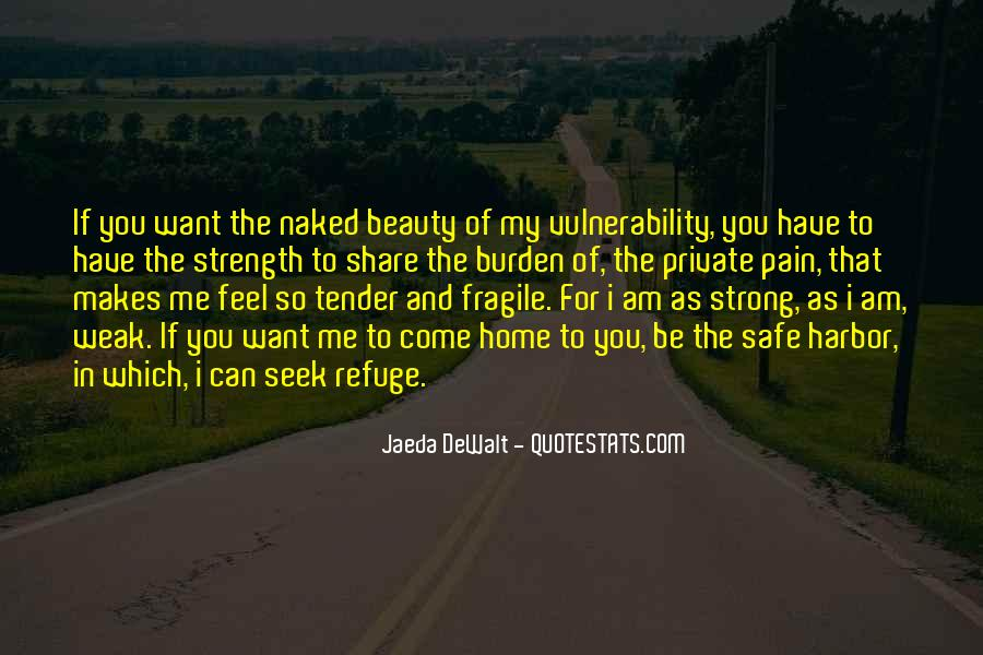 Quotes About Strength Pain #957345