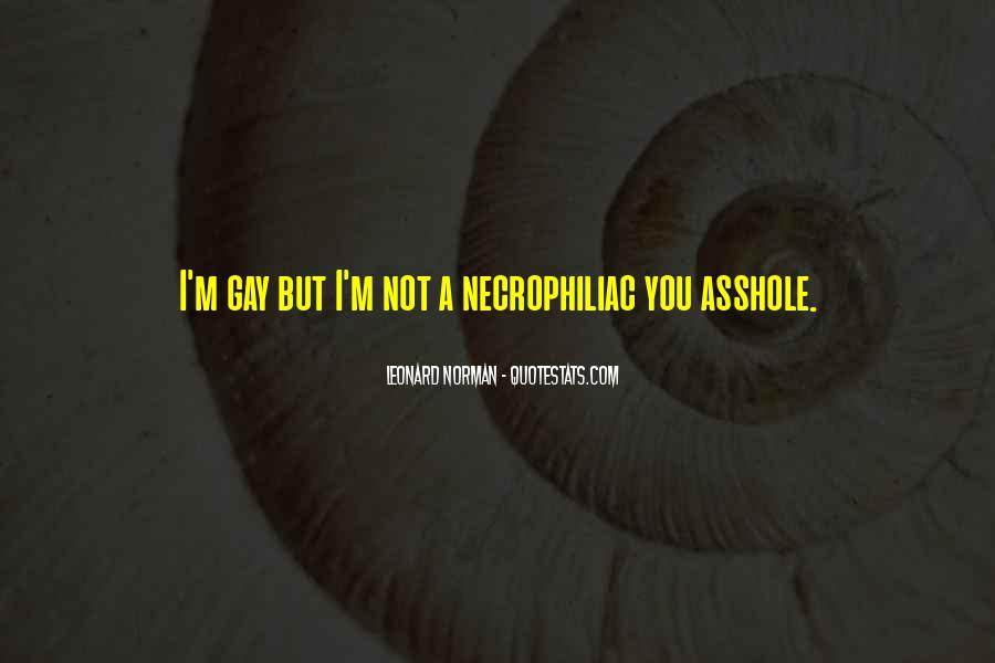 Quotes About Asshole #134141