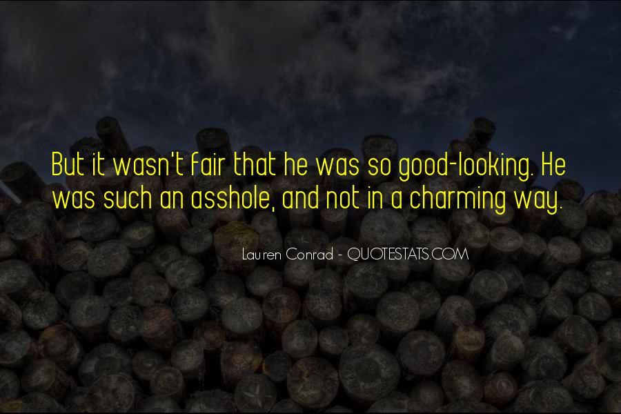 Quotes About Asshole #16663