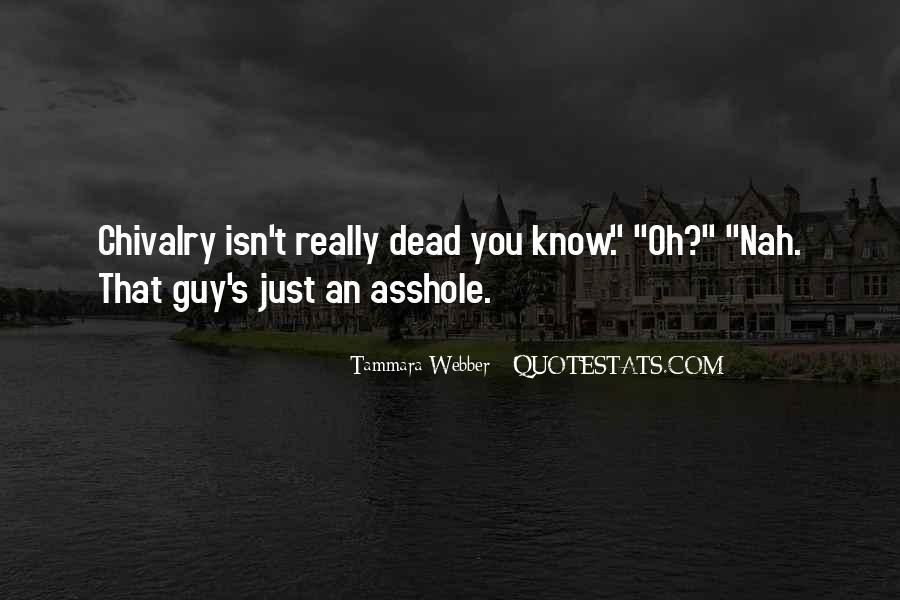Quotes About Asshole #21072
