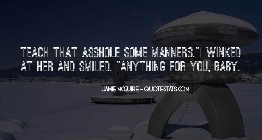 Quotes About Asshole #2532