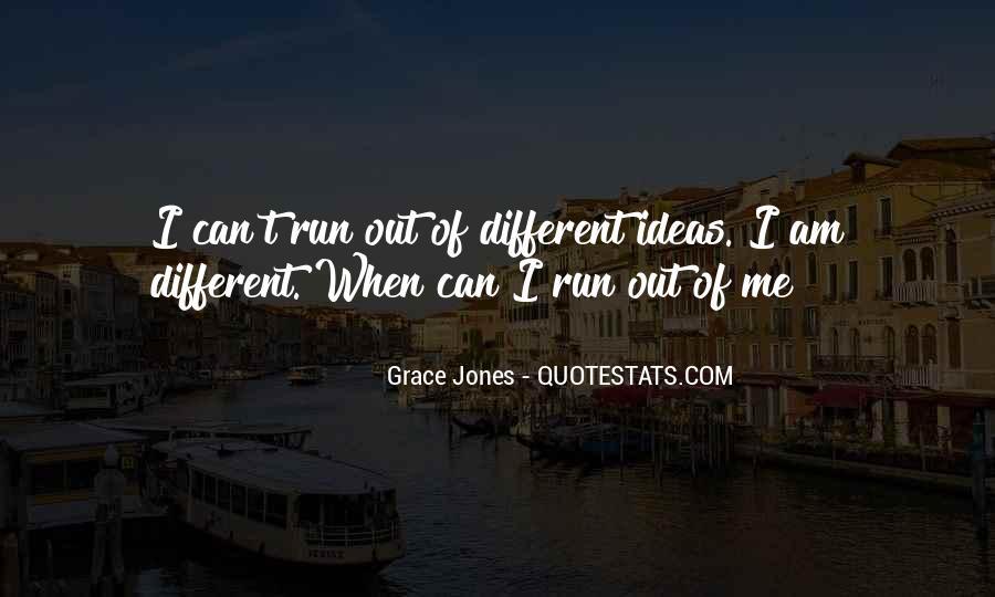 Quotes About Grace Jones #1084775