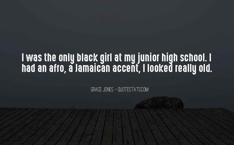 Quotes About Grace Jones #1273583