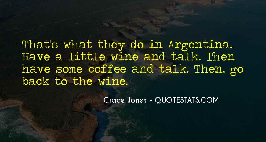 Quotes About Grace Jones #1503780