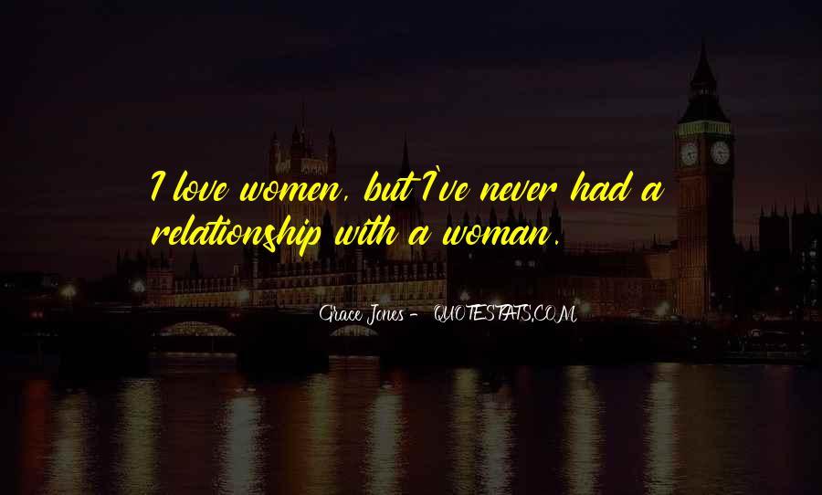 Quotes About Grace Jones #1631706