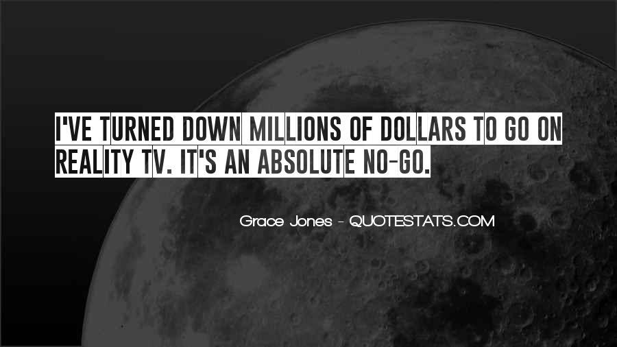 Quotes About Grace Jones #1762825