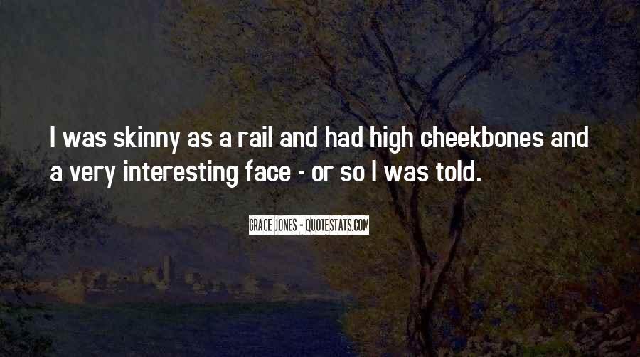 Quotes About Grace Jones #273551