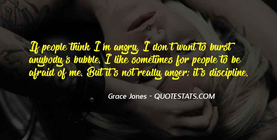 Quotes About Grace Jones #388736