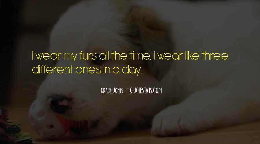 Quotes About Grace Jones #426234