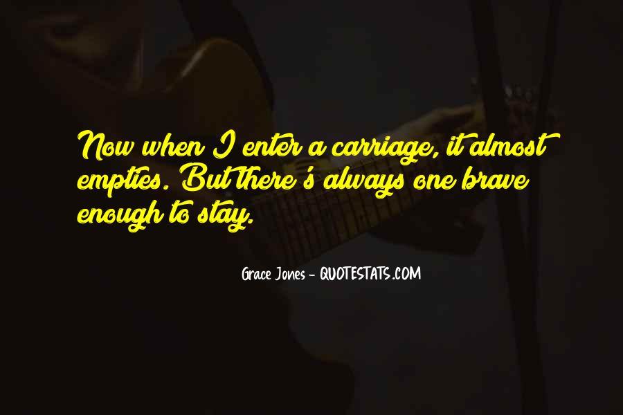 Quotes About Grace Jones #57648