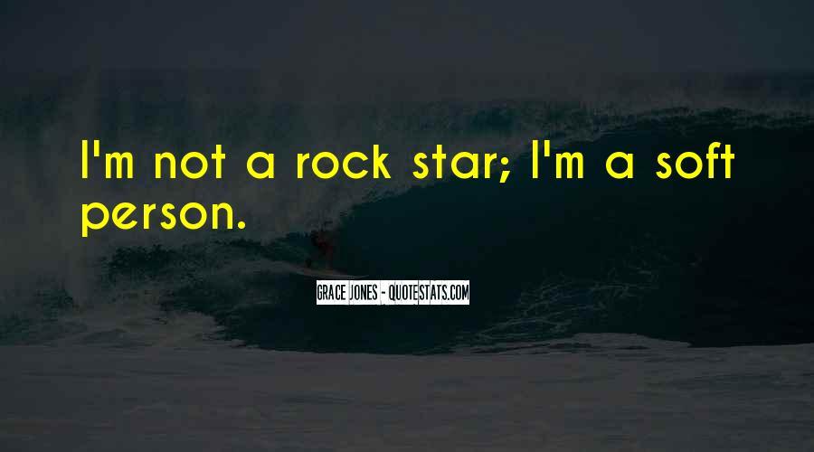 Quotes About Grace Jones #581118