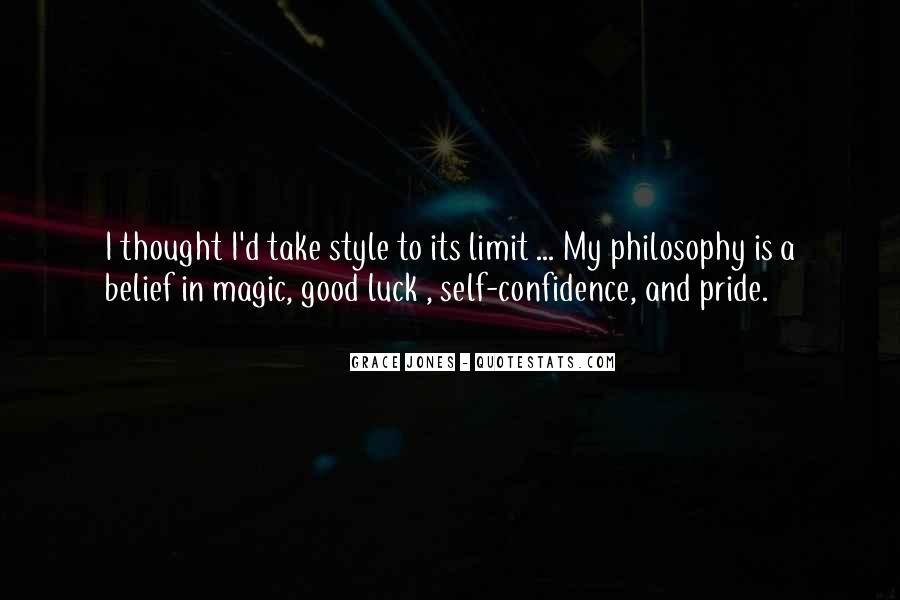 Quotes About Grace Jones #68711