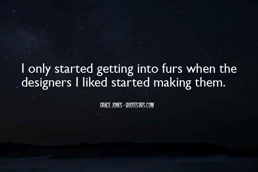 Quotes About Grace Jones #788447