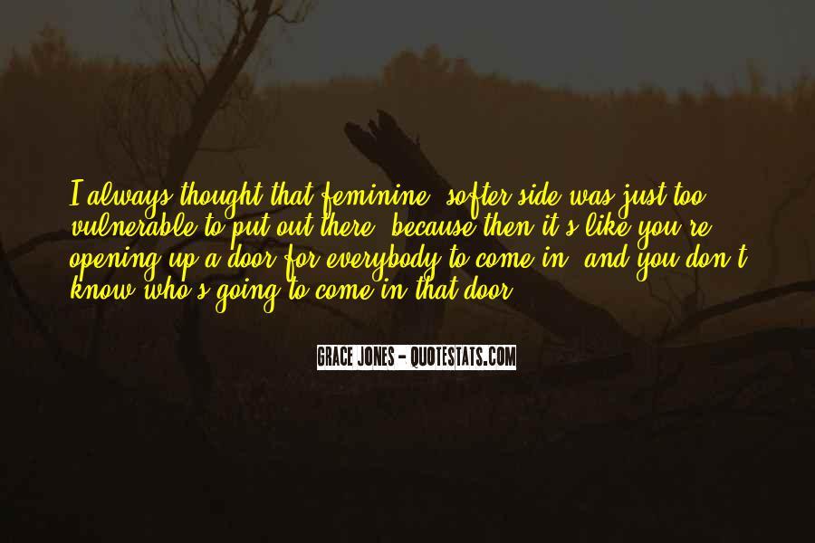 Quotes About Grace Jones #804862