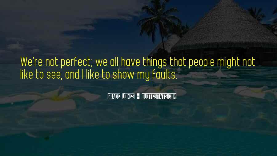 Quotes About Grace Jones #85302