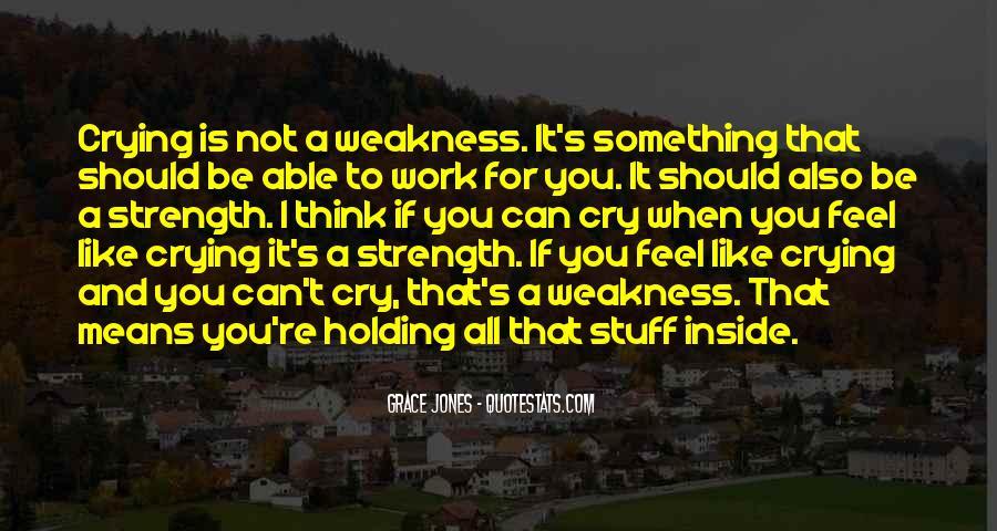 Quotes About Grace Jones #888190