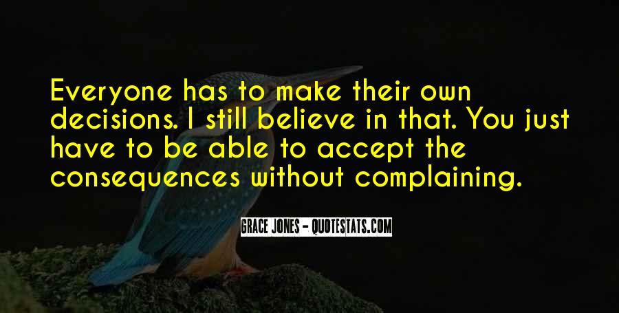Quotes About Grace Jones #942834