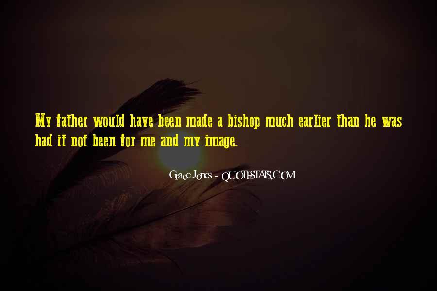 Quotes About Grace Jones #976002