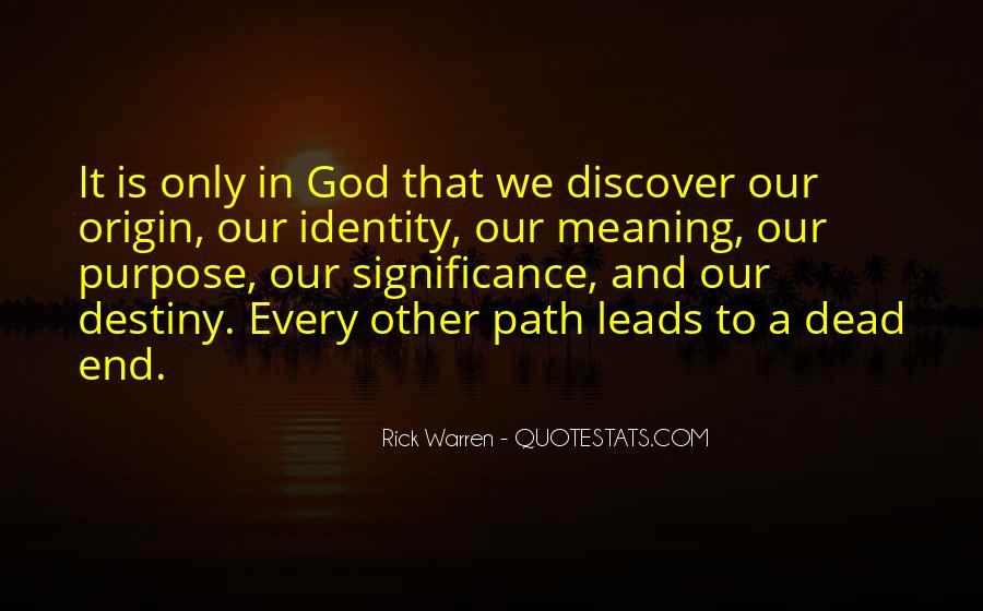 Tdi Noah Quotes #1004213