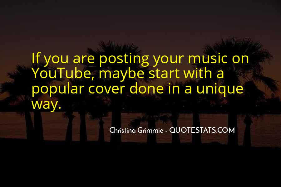 Quotes About Christina Grimmie #1205960