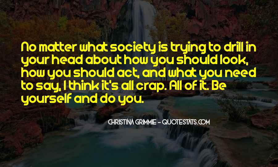 Quotes About Christina Grimmie #1297628