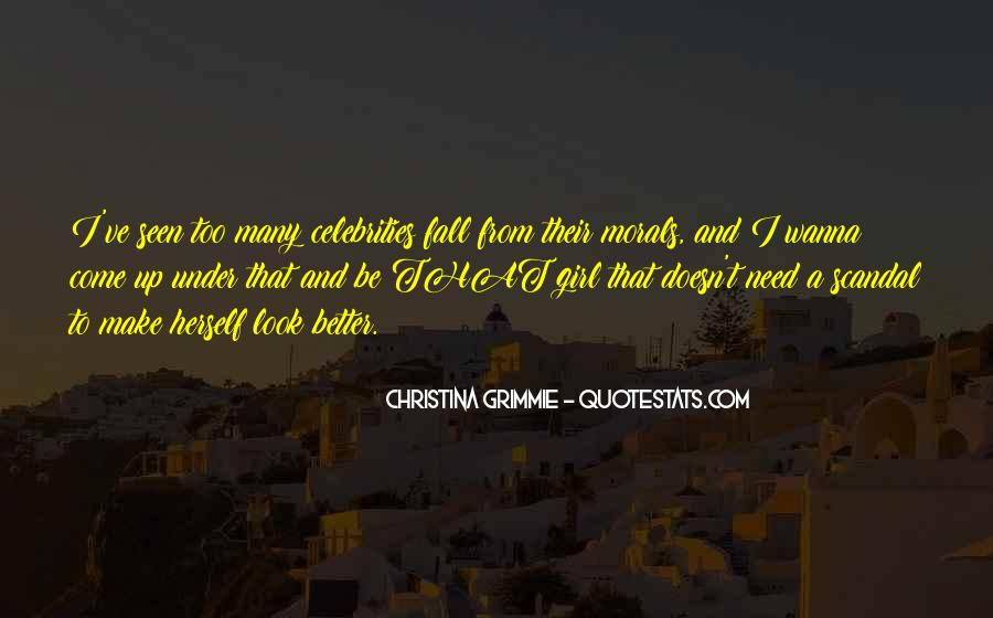 Quotes About Christina Grimmie #1331328