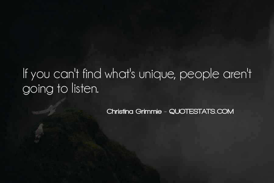 Quotes About Christina Grimmie #1684653