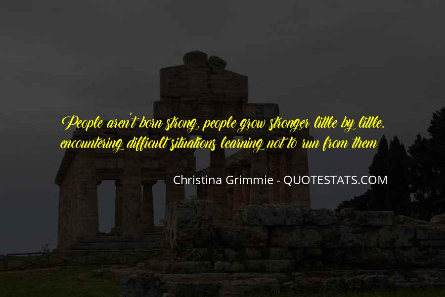 Quotes About Christina Grimmie #660124