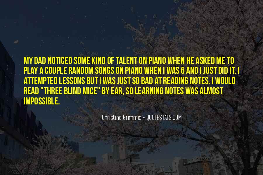 Quotes About Christina Grimmie #688422