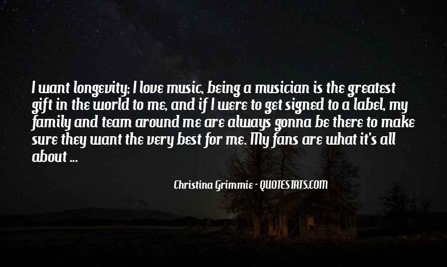 Quotes About Christina Grimmie #690227