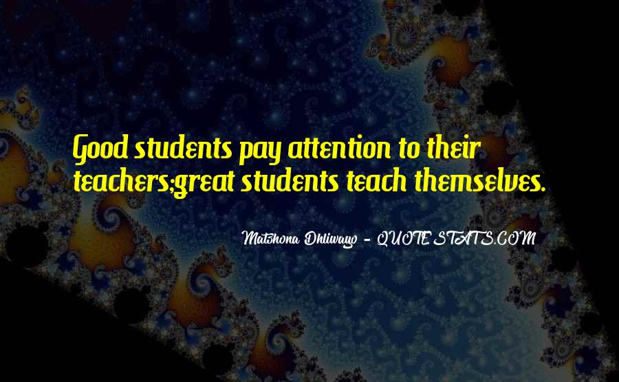 Teachers Pay Quotes #363676