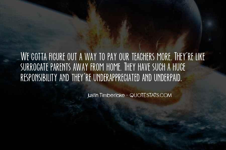 Teachers Pay Quotes #764241