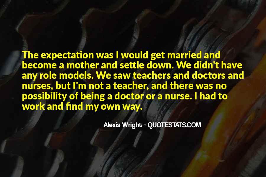 Teachers Role Models Quotes #867911