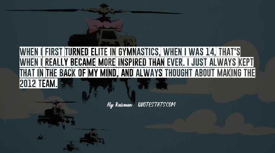 Team Elite Quotes #1876598