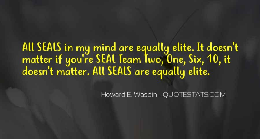 Team Elite Quotes #789959