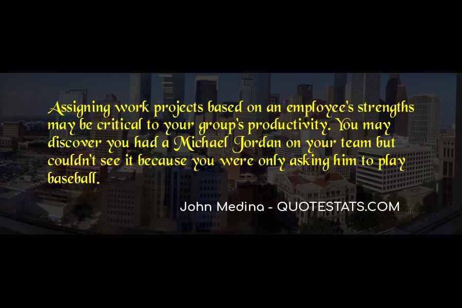 Team Productivity Quotes #37043