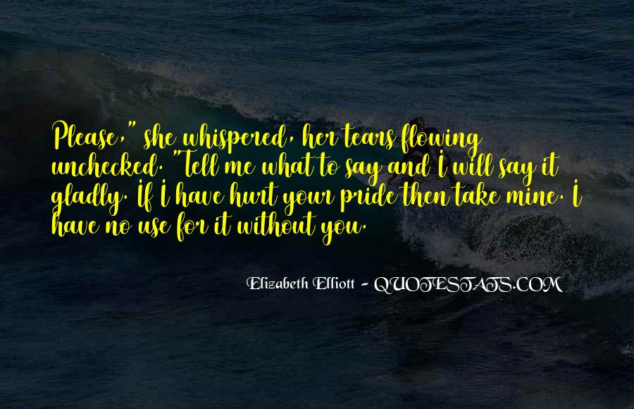 Tears Of Tess Quotes #1523848