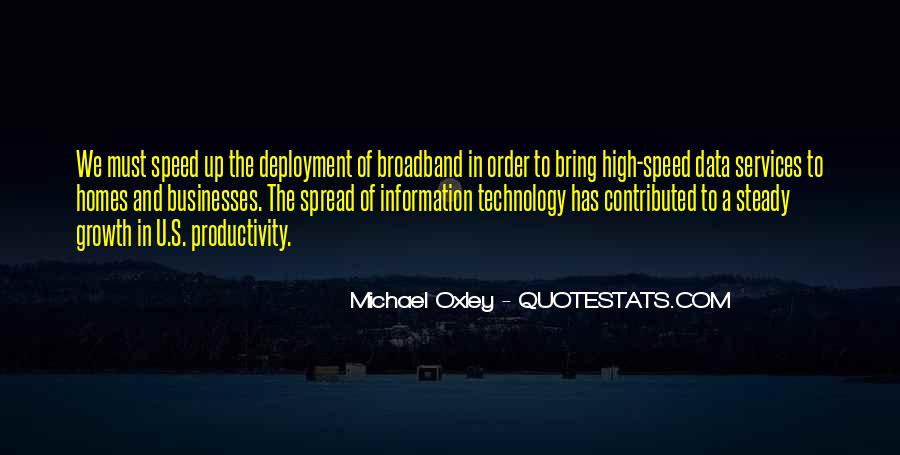 Technology Information Quotes #271384