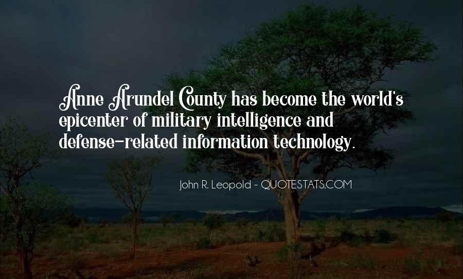 Technology Information Quotes #494823