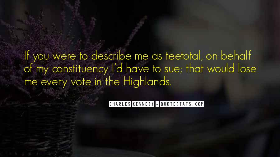 Teetotal Quotes #1874166