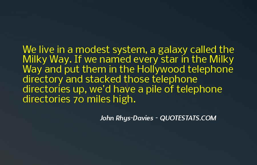 Telephone Directory Quotes #1196881
